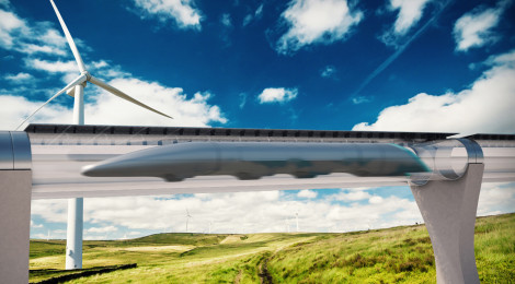 hyperloop арт