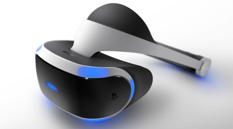 Шлем PlayStation VR